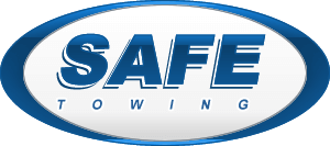 safe towing logo