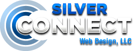 Silver Connect Web Design Logo